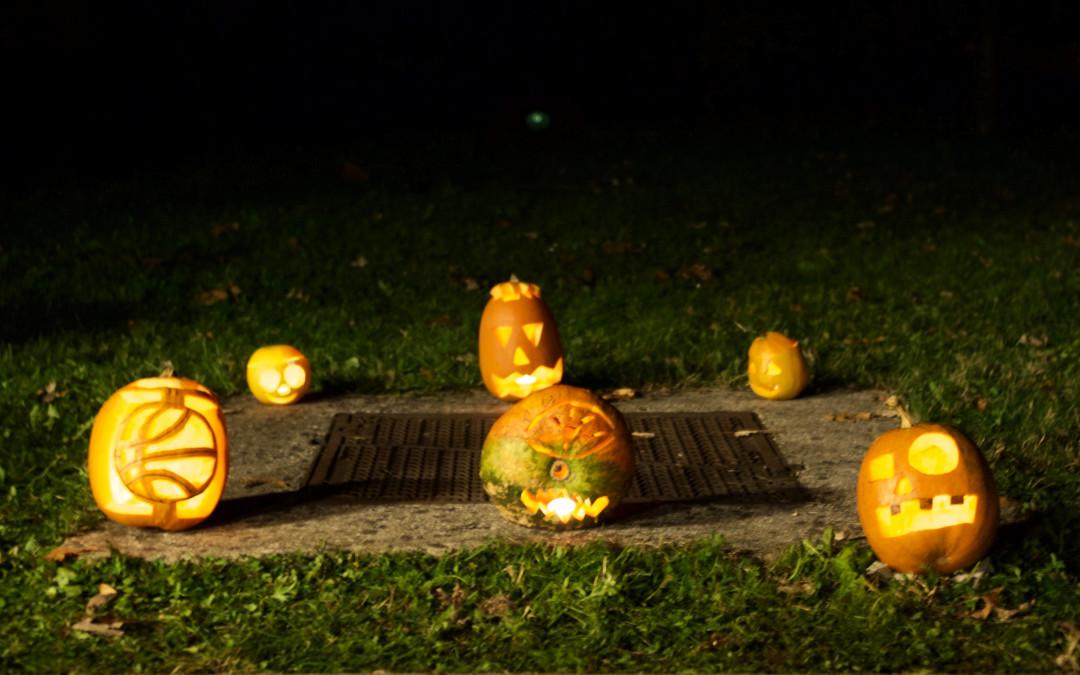 Zaključen 1. Halloween Ljubljana Open