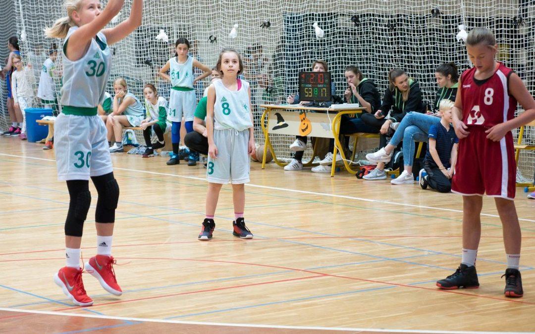 Kristina Borojević podaj žogo