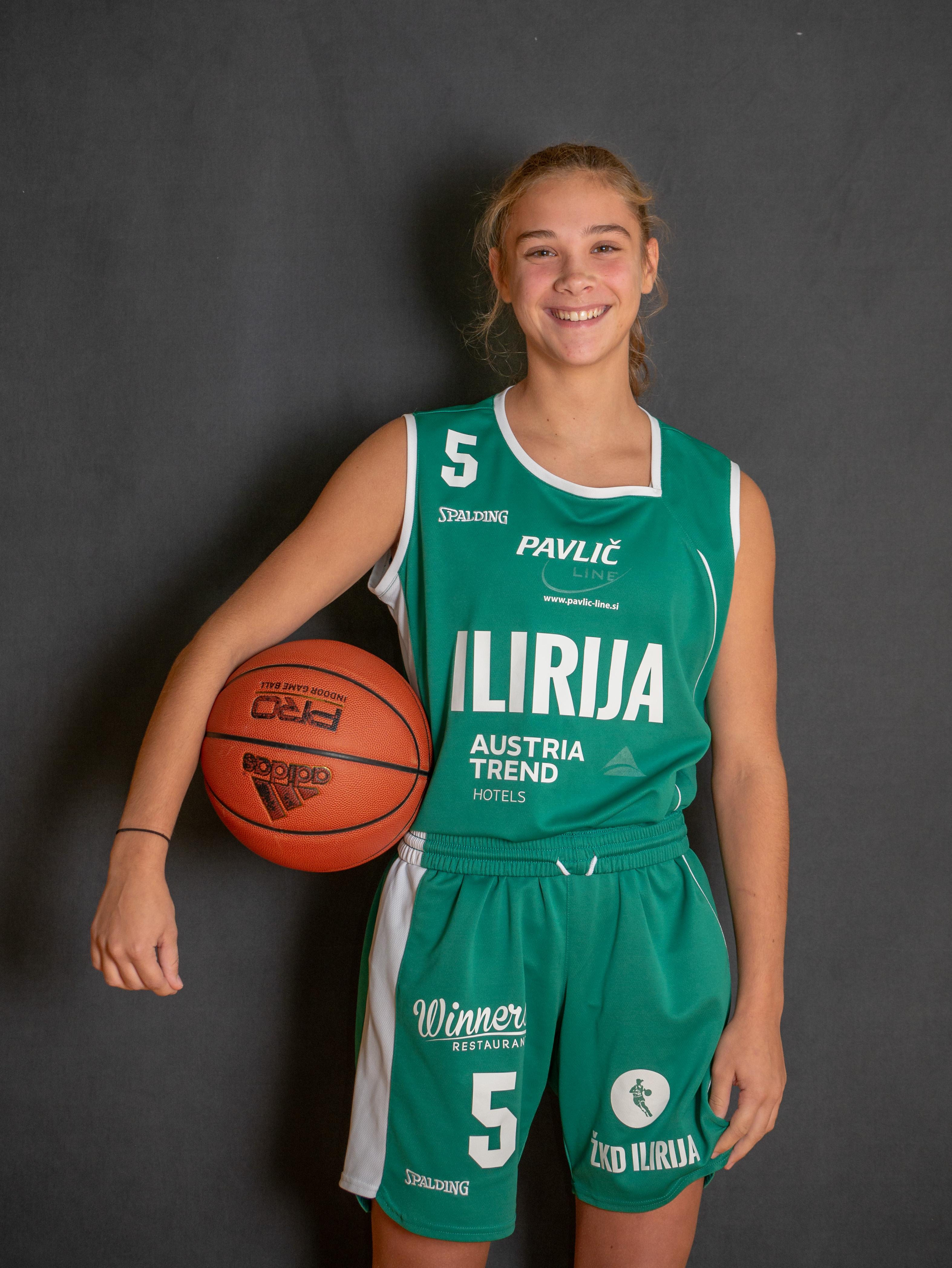 ŽKD Ilirija - 2018-2019 - U15A