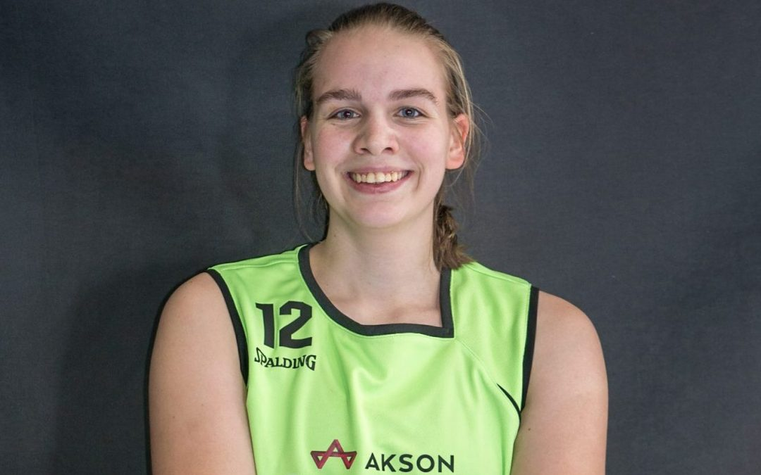 Lejla Pamić podaj žogo