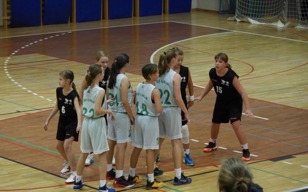 Zmaga Ilirjank na prvi tekmi drugega kroga mini pokala