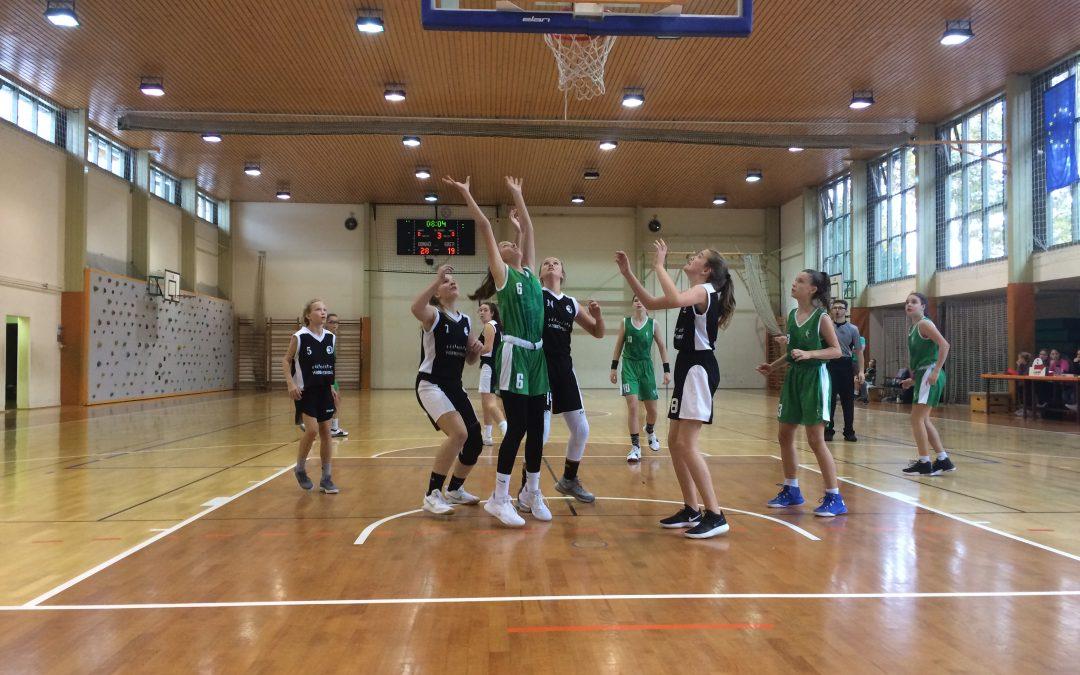 Dober odpor ekipe U15B proti ekipi Jelša Šmarje
