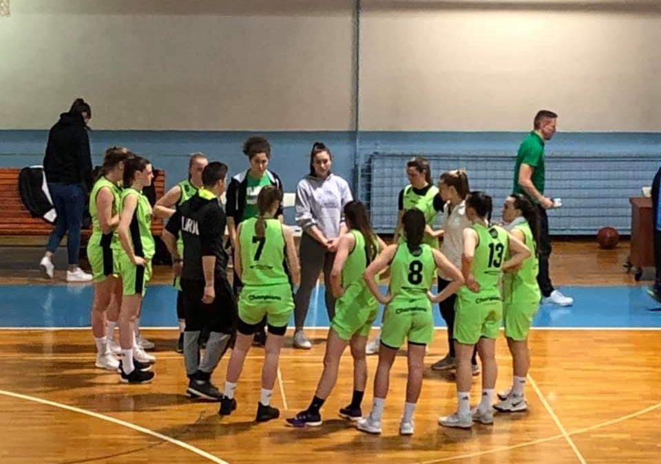Mladinke proti Celju v polfinalu DP